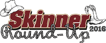 Skinner Round-Up 2016 Logo