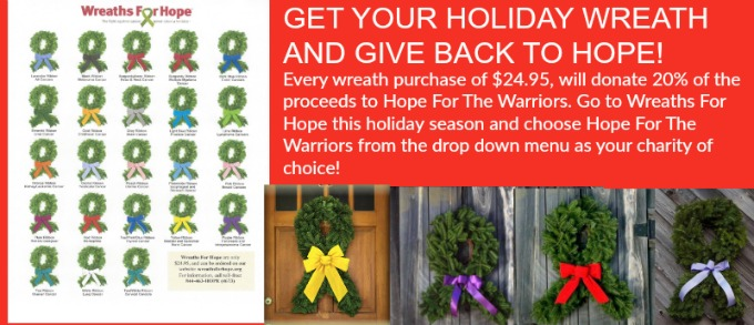 Wreaths for Hope