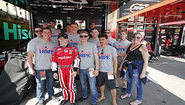 19 March 2016 -  Brandon Jones during the NASCAR Xfinity Series TREATMYCLOT.com 300 at Auto Club Speedway in Fontana, CA. (HHP/Gregg Ellman)
