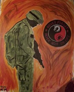 A veteran s story j hamilton hope for the warriors for Josh hamilton tattoo