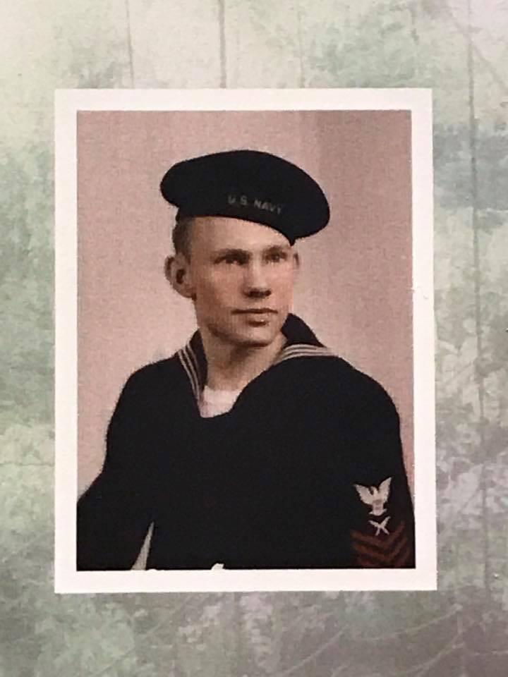 Granddad Navy 2