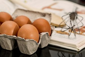 cooking caregivers eggs