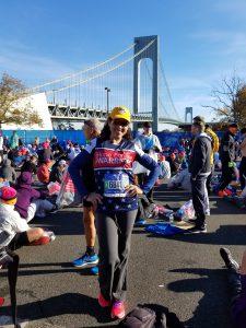 Elizabeth Agge_Marathon Day