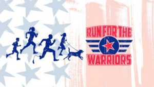 14th Annual Run For The Warriors® @ Riverwalk Crossing Park