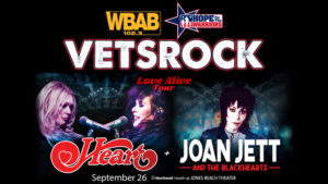 2019 WBAB VetsRock @ Northwell Health at Jones Beach Theater