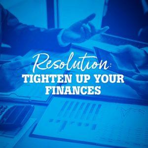 Tighten Up Your Finances