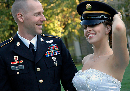 Dale - Wedding