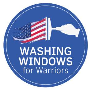 Washing Windows for Warriors