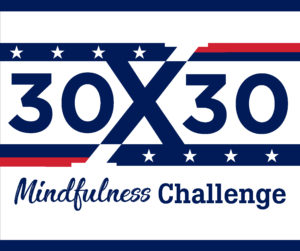30x30 Virtual Mindfulness Challenge